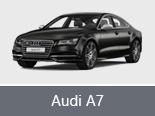Шумоизоляция автомобиля Audi A7