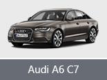 Шумоизоляция автомобиля Audi A6 C7
