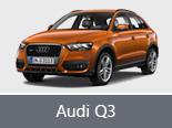 Шумоизоляция автомобиля Audi Q3